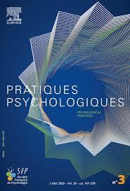 PRATIQUES PSYCHOLOGIQUES 1/2021